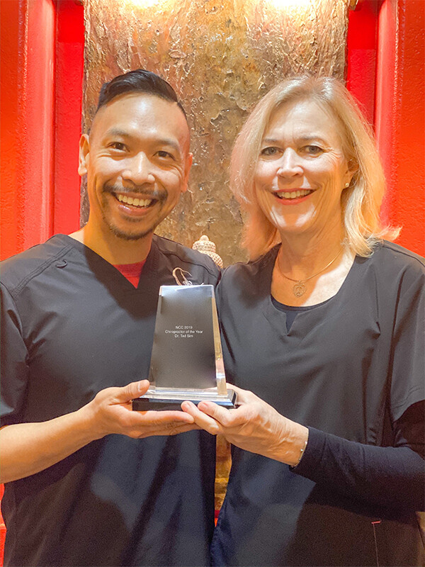 2019 Chiropractor of the Year